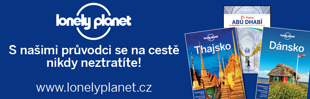 Lonely Planet CZ