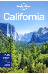 California průvodce Lonely Planet