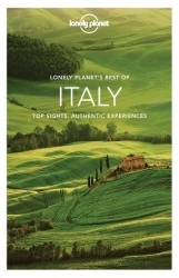 Italy The Best of průvodce Lonely Planet