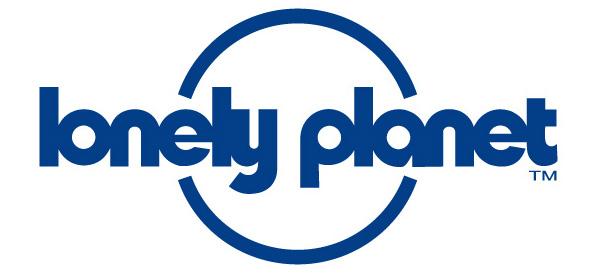 Logo Lonely Planet _ bílý podklad