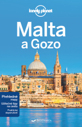 Malta a Gozo průvodce Lonely Planet