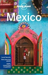 Mexico průvodce Lonely Planet