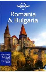Romania & Bulgaria průvodce Lonely Planet