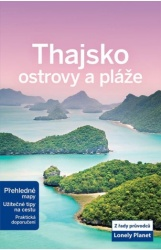 Thajsko - ostrovy a pláže průvodce Lonely Planet