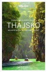 Thajsko poznáváme průvodce Lonely Planet
