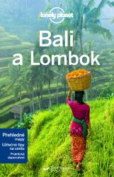 Bali a Lombok průvodce Lonely Planet