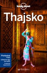 Thajsko průvodce Lonely Planet