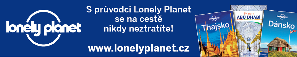 Průvodci Lonely Planet
