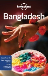 Bangladesh průvodce Lonely Planet
