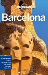 Barcelona průvodce Lonely Planet