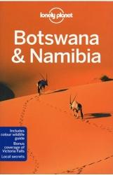 Botswana & Namibia průvodce Lonely Planet