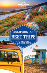 California The Best Trips průvodce Lonely Planet