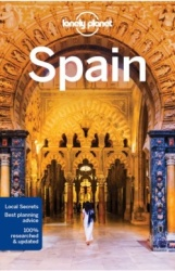 Spain průvodce Lonely Planet